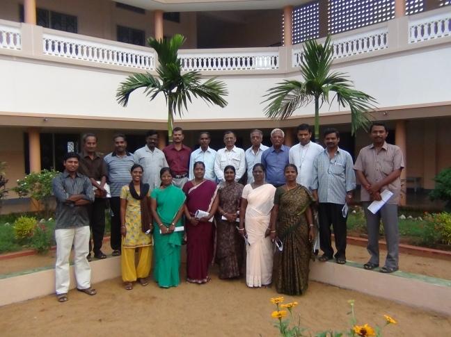 Guanellian Family in Cuddalore