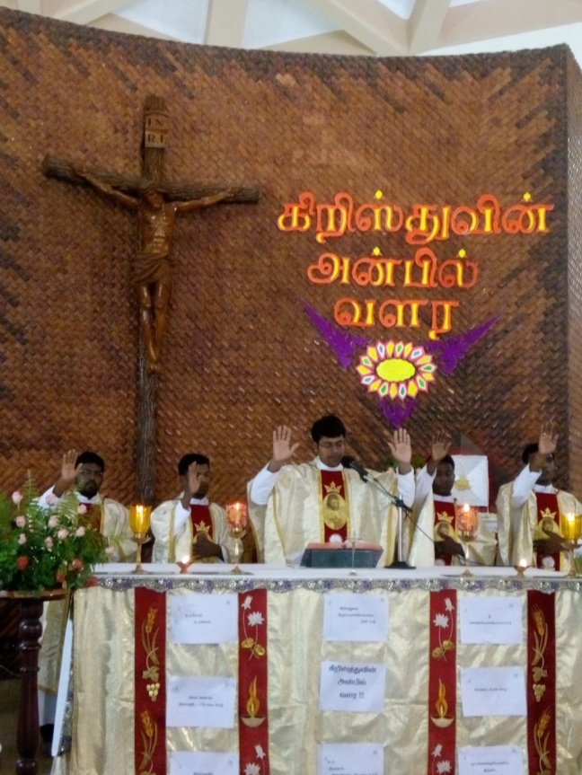 cuddalore - new priests 1